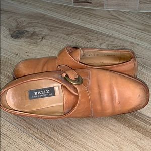 BALLY SHOES (Made in Switzerland)